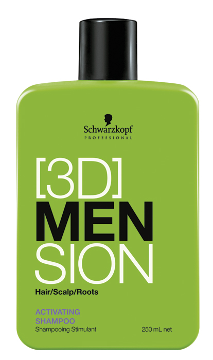 3DMEN CARE Activating Shampoo