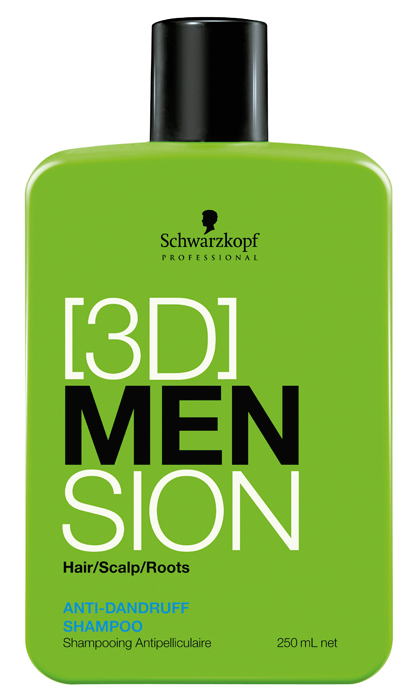 3DMEN CARE Anti-Dandruff Shampoo